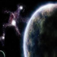 обои про нереальных звезд, фантазии на счет Вселенной