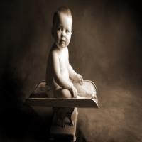 карапуз весы ребенок