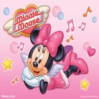 Мини Маус с сердечками