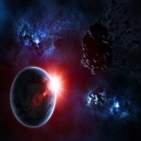 обои о неизвестных гакактиках и возникновение Сверхновых
