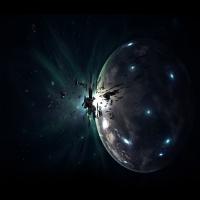 обои о нереальных планетах и возникновение Сверхновых