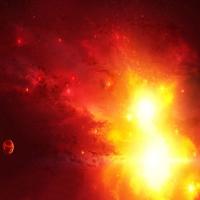 тема про нереальных гакактиках и возникновение красных гигантов