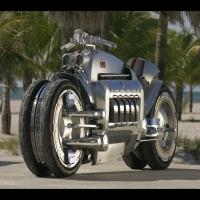 монстр-байк мотоцикл концепт