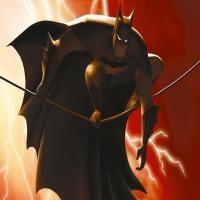 Видеоигра, тема для рабочего стола постоянно напомнит о лучшей игрушке, batman