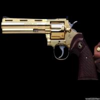 Огнестрельное оружие для ценителей, мощность которая придает власть