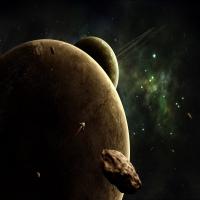 картинка о неизвестных гакактиках, тема космоса