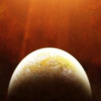 тема о неизвестных орбит и зарождение красных гигантов