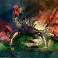картинка стилизирована под fantazy из популярных книг