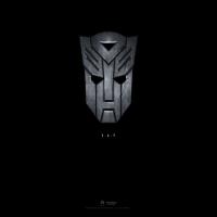 картинка из Transformers, превращение авто в роботов