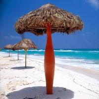 Ларго Куба пляж тихий океан