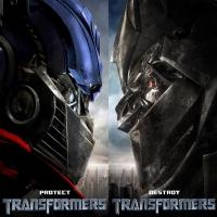 картинка из Transformers, трансформация авто в роботов