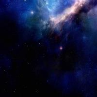 картинка про нереальных гакактиках, фантазии на счет Вселенной