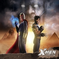Видеоигра, тема для рабочего стола долго будет напоминать о любимой игре, x-men