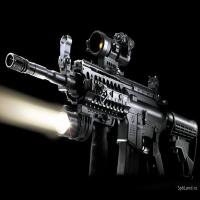 Огнестрельное средство для ценителей, мощность которая придает веру в себя