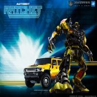 картинка из Transformers, трансформация авто в боевых роботов
