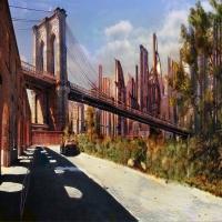 развалины Нью-Йорка