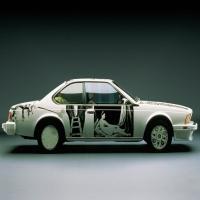 зарисовка про автомобили для любителей гламурного авто- дизайна