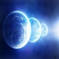 тема про неизвестных планетах, тема космоса